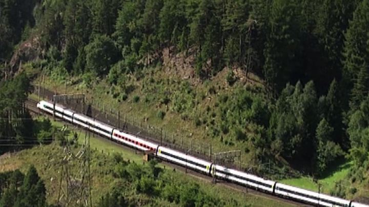 Svizzera spinge per Terzo valico ferroviario, Nencini: lo ...