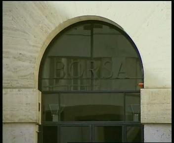 Borsa: Piazza Affari chiude negativa, Ftse Mib -0,74%