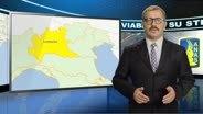 Nord - Le previsioni del traffico per il 20/09/2014