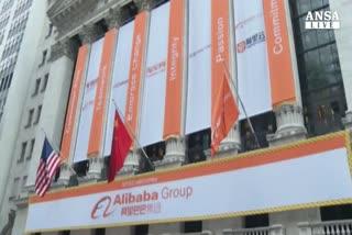 Alibaba conquista Wall Street, vale piu' 200 mld