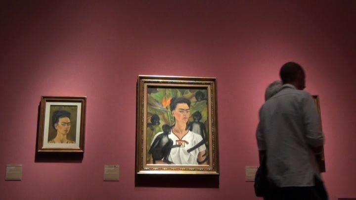 Frida Kahlo e Diego Rivera, amore e arte in mostra a Genova ...