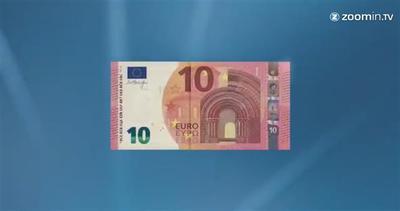 I 10 euro si rifanno il look: arriva 'Europa'