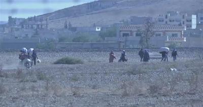 Profughi, in 130 mila fuggono dall'inferno siriano