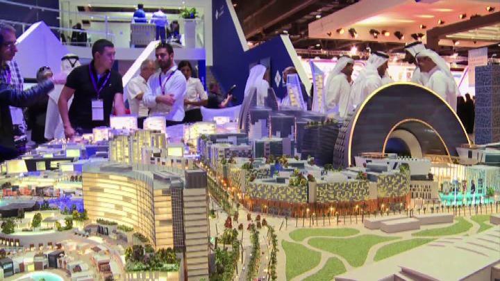 A Dubai Cityscape, la più importante fiera immobiliare ...