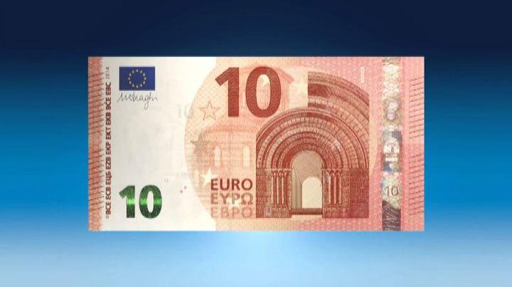 Debutta nuova banconota da 10 euro: restyling e sicurezza   ...