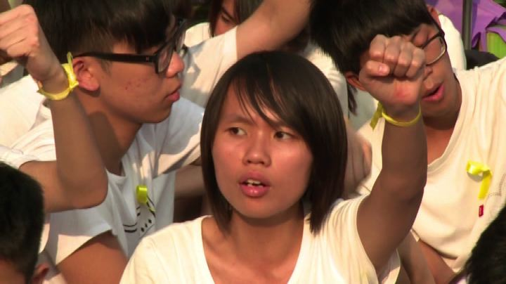 Hong Kong, studenti in sciopero per protesta contro Pechino ...