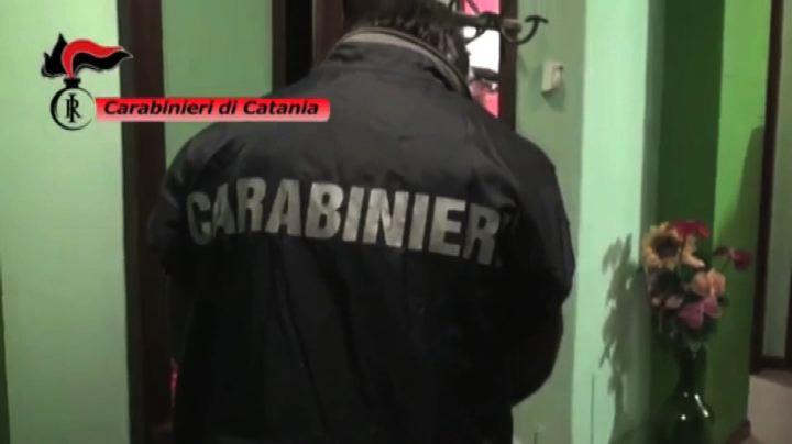 Mafia a Catania, smantellato clan legato alla cosca dei ...
