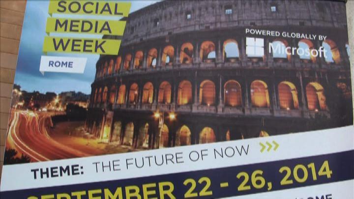 Al via a Roma la Social Media Week: 1 milione followers ...
