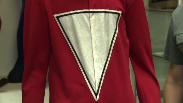 All'asta il costume di Mork indossato per anni da Robin ...