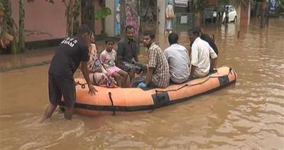 India, i monsoni fanno una strage nel nord-est