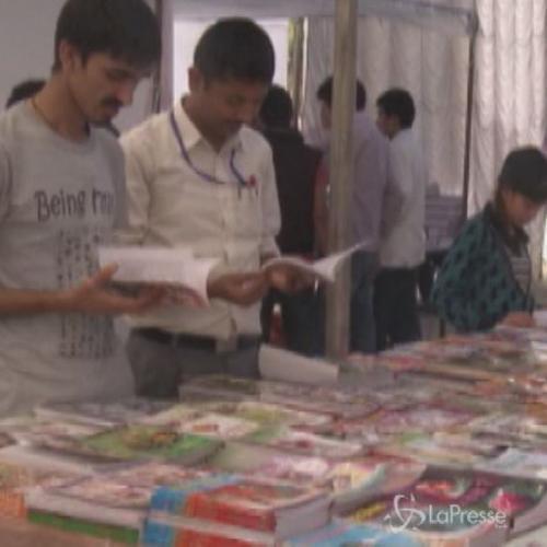Nepal, al via la fiera del libro di Kathmandu