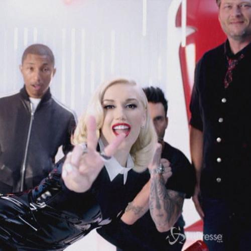 Gwen Stefani: Fantastico essere coach 'The Voice', ma che ...