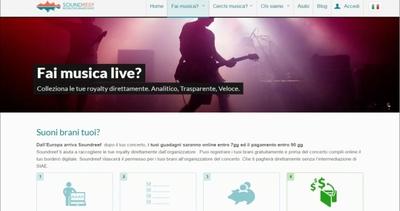 Soundreef Live. Ecco l'alternativa alla Siae anche per i ...