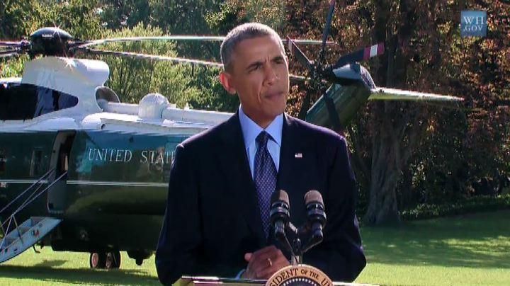 """Raid anti-Isis in Siria. Obama: """"Non è solo guerra ..."""
