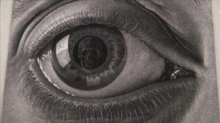 Escher in mostra con 150 opere al Chiostro del Bramante a ...