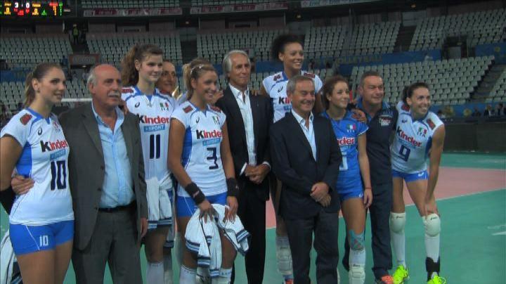 Mondiali Volley femminili, Italia schiaccia la Tunisia in 3 set
