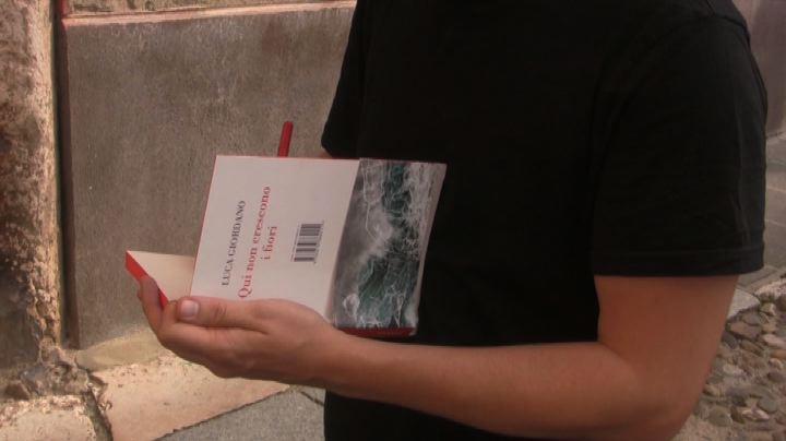 Luca Giordano, uno scrittore tra la violenza e la speranza  ...