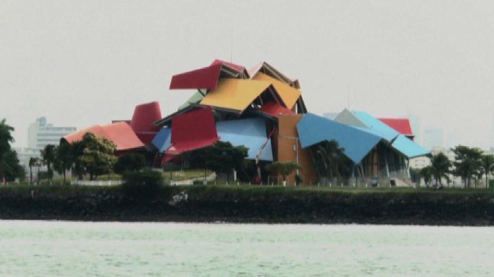 Panama, Frank Gehry firma un museo sulla biodiversità