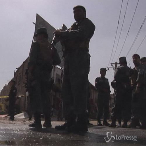 Afghanistan, 2 attacchi a Kabul e Paktia prima di ...