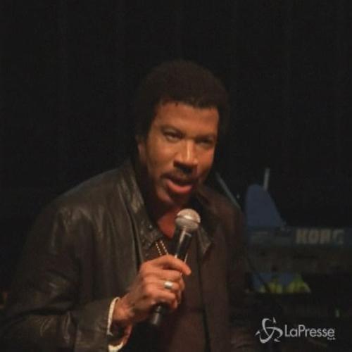 Lionel Richie, una star mondiale senza la comprensione ...