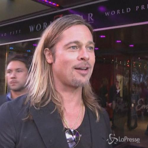 Brad Pitt ammette: Ho rallentato carriera per stare con i ...