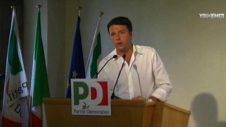 Renzi alla Direzione Pd: votare con chiarezza sul Jobs act  ...