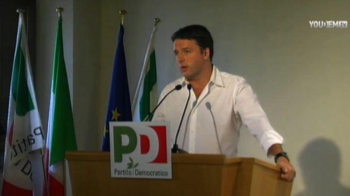 Renzi: discutiamo, ma poi decidiamo e si va avanti uniti    ...