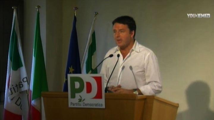 Renzi: diritto costituzionale non è art. 18 ma avere un ...