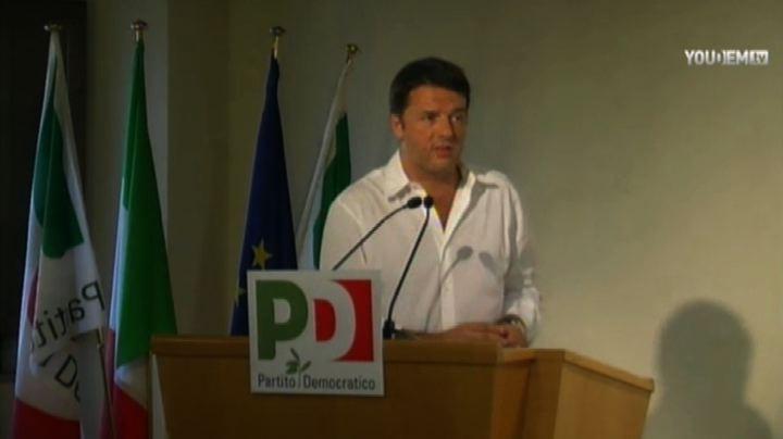 Renzi: rispetteremo limite del 3% del Pil anche se ci costa ...