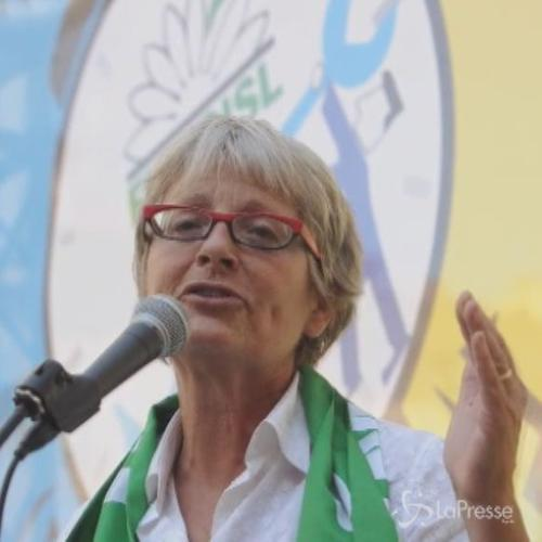 Furlan: Cisl pronta a confronto con governo, basta Italia ...