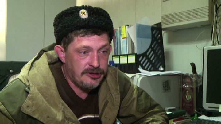 """Nella crisi ucraina spunta anche un """"colonnello"""" dei ..."""