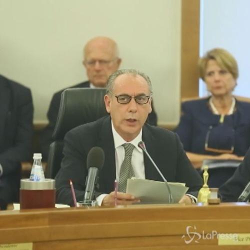 Legnini eletto vice presidente del Csm