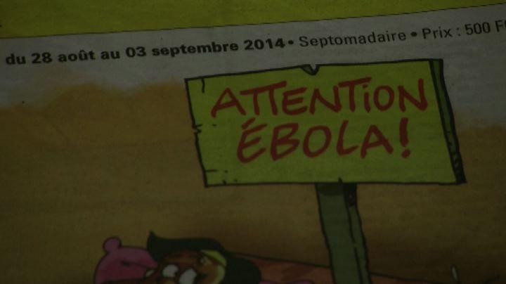 Ebola, per fermare l'epidemia in Africa anche canzoni e ...