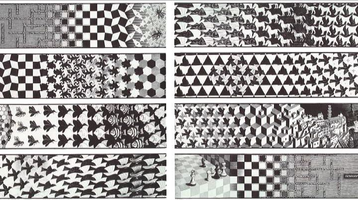 All'origine della grafica di Internet: Escher a Roma
