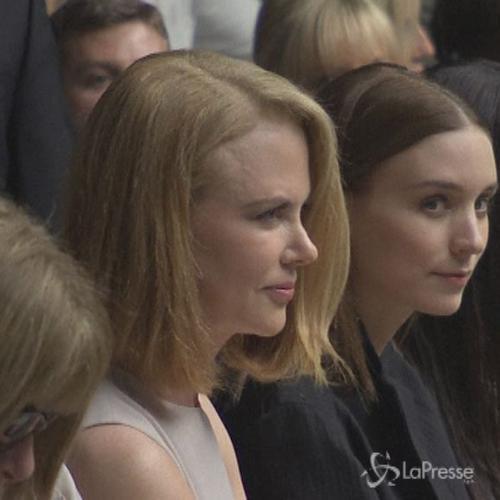 Nicole Kidman ringrazia i fan su Facebook dopo la morte del ...