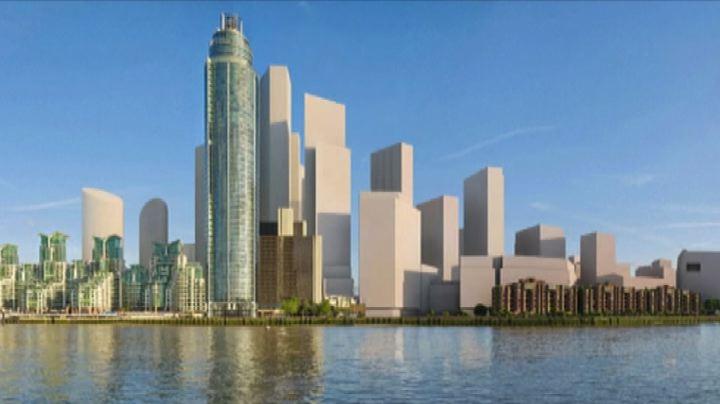 Londra si divide sulla frenesia edilizia che cambia lo ...