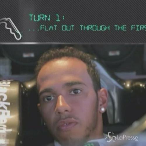 F1, Hamilton si prepara al simulatore al Gp Giappone