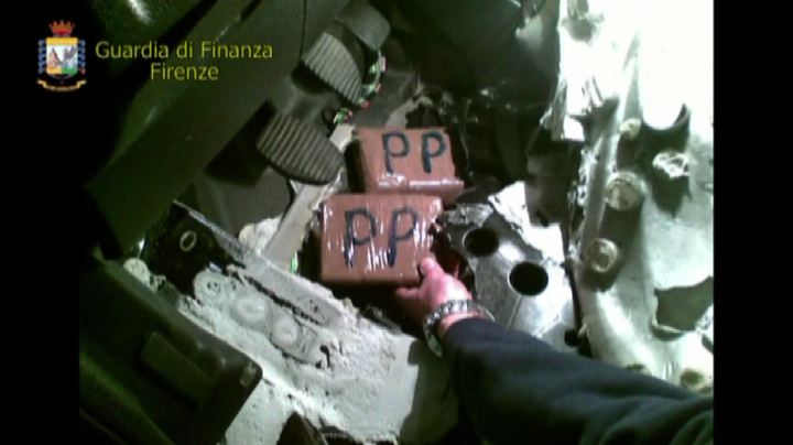 Operazione antidroga tra Firenze e Varese: 36 arresti