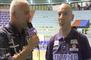 """Dinamo, la parola al presidente Sardara: """"La Supercoppa? ..."""