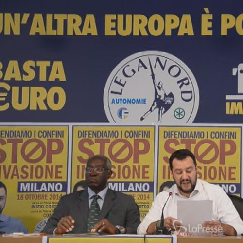 Salvini: Presenteremo dipartimento di sicurezza ...