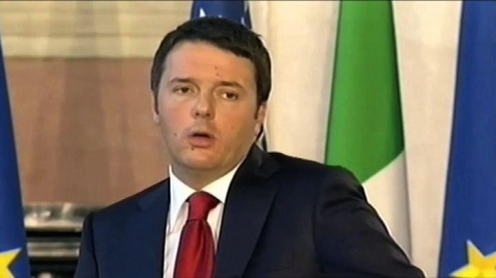 Giannini: l'inglese di Renzi: deve migliorare...