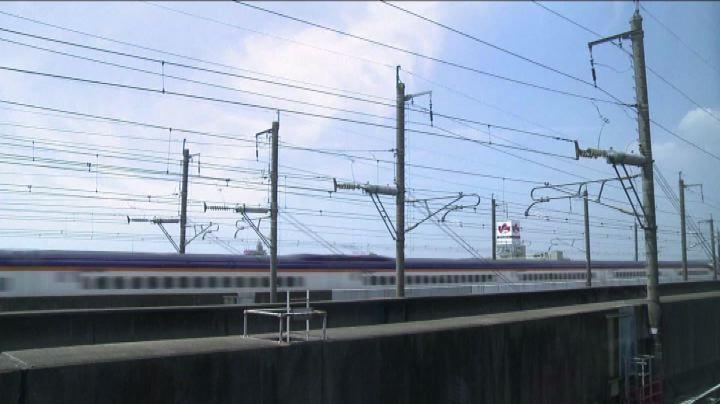 In Giappone il treno ad alta velocità Shinkansen compie 50 ...