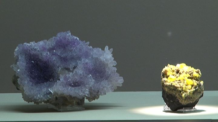 Meteoriti di Marte e Luna al Palaexpo di Roma