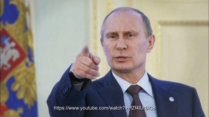 Come ti faccio ballare Putin