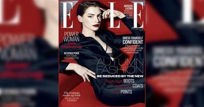 Anne Hathaway: la fama mi ha davvero incasinata
