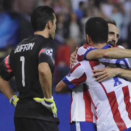 Calcio, Champions League: Juve cade a Madrid, Atletico ...