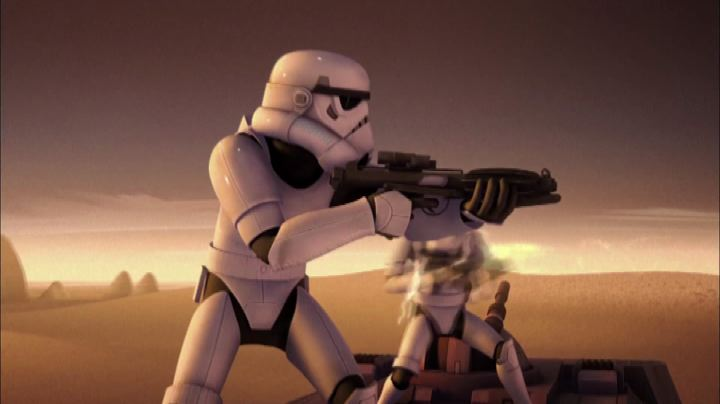 """Star Wars Rebels"", la serie animata targata Disney"