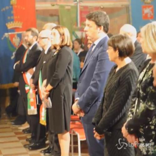 Renzi: Non molliamo nonostante difficoltà, ci chiamiamo Italia