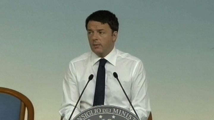 Jobs Act, Renzi: non temo agguati sul voto di fiducia