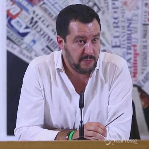 Salvini: Entro ottobre presenteremo movimento che opererà al Sud